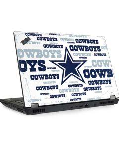 Dallas Cowboys Blue Blast Lenovo ThinkPad Skin