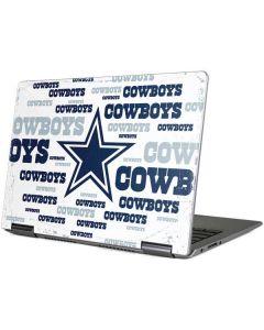 Dallas Cowboys Blue Blast Yoga 710 14in Skin