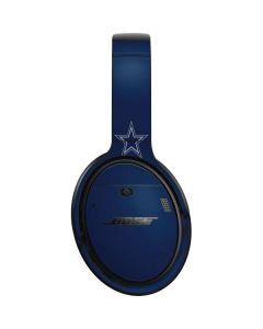 Dallas Cowboys Blue Performance Series Bose QuietComfort 35 Headphones Skin
