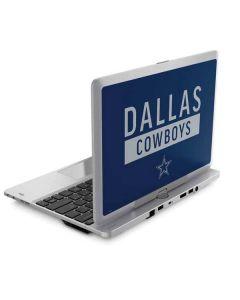 Dallas Cowboys Blue Performance Series Elitebook Revolve 810 Skin