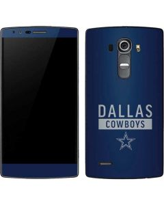 Dallas Cowboys Blue Performance Series G4 Skin