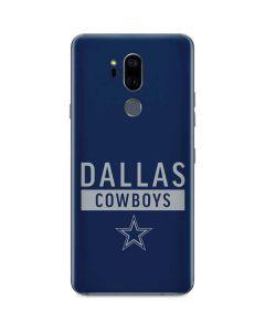 Dallas Cowboys Blue Performance Series G7 ThinQ Skin