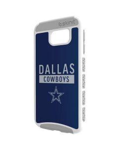 Dallas Cowboys Blue Performance Series Galaxy S6 Cargo Case