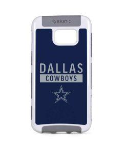 Dallas Cowboys Blue Performance Series Galaxy S7 Edge Cargo Case