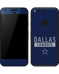 Dallas Cowboys Blue Performance Series Google Pixel Skin