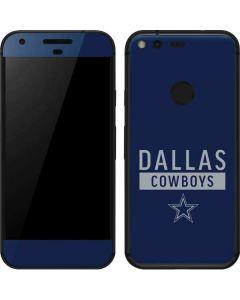 Dallas Cowboys Blue Performance Series Google Pixel XL Skin