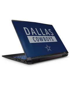 Dallas Cowboys Blue Performance Series GP62X Leopard Gaming Laptop Skin