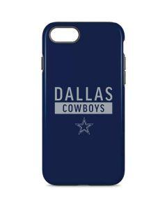 Dallas Cowboys Blue Performance Series iPhone 7 Pro Case