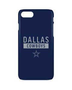 Dallas Cowboys Blue Performance Series iPhone 8 Lite Case