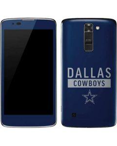 Dallas Cowboys Blue Performance Series K7/Tribute 5 Skin