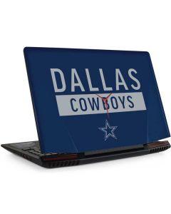 Dallas Cowboys Blue Performance Series Legion Y720 Skin