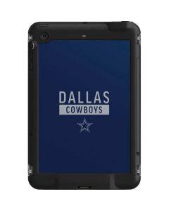 Dallas Cowboys Blue Performance Series LifeProof Fre iPad Mini 3/2/1 Skin