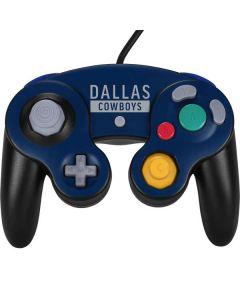 Dallas Cowboys Blue Performance Series Nintendo GameCube Controller Skin
