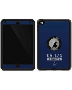 Dallas Cowboys Blue Performance Series Otterbox Defender iPad Skin