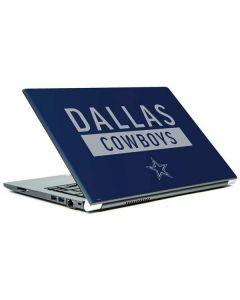 Dallas Cowboys Blue Performance Series Portege Z30t/Z30t-A Skin