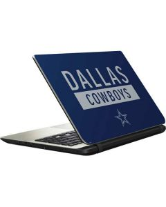 Dallas Cowboys Blue Performance Series Satellite L50-B / S50-B Skin