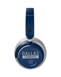 Dallas Cowboys Blue Performance Series Surface Headphones Skin