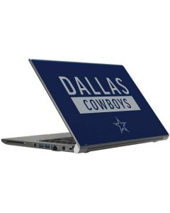 Dallas Cowboys Blue Performance Series Tecra Z40 Skin