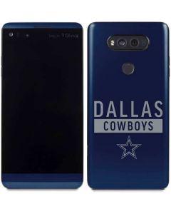 Dallas Cowboys Blue Performance Series V20 Skin