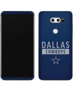 Dallas Cowboys Blue Performance Series V30 Skin