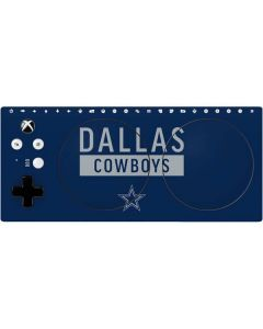 Dallas Cowboys Blue Performance Series Xbox Adaptive Controller Skin