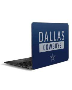 Dallas Cowboys Blue Performance Series Zenbook UX305FA 13.3in Skin