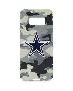 Dallas Cowboys Camo Galaxy S8 Plus Lite Case