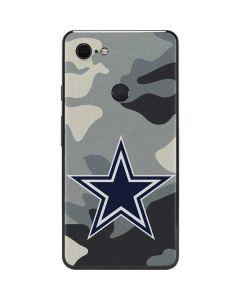 Dallas Cowboys Camo Google Pixel 3 XL Skin