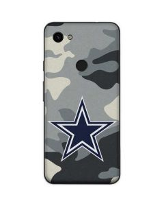 Dallas Cowboys Camo Google Pixel 3a Skin