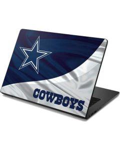 Dallas Cowboys Dell Chromebook Skin