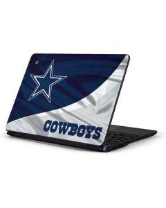 Dallas Cowboys Samsung Chromebook Skin