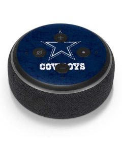 Dallas Cowboys Distressed Amazon Echo Dot Skin
