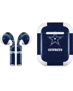 Dallas Cowboys Distressed Apple AirPods 2 Skin