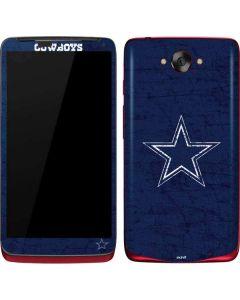 Dallas Cowboys Distressed Motorola Droid Skin