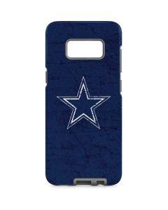 Dallas Cowboys Distressed Galaxy S8 Pro Case