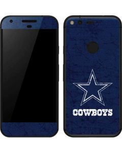 Dallas Cowboys Distressed Google Pixel Skin
