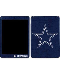 Dallas Cowboys Distressed Apple iPad Skin