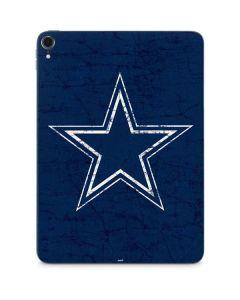 Dallas Cowboys Distressed Apple iPad Pro Skin