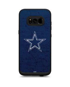 Dallas Cowboys Distressed LifeProof Fre Galaxy Skin