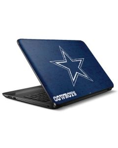 Dallas Cowboys Distressed HP Notebook Skin