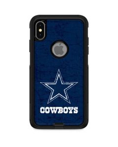 Dallas Cowboys Distressed Otterbox Commuter iPhone Skin