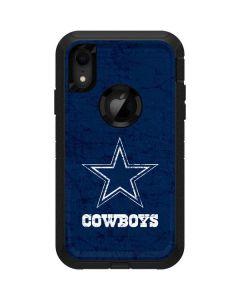 Dallas Cowboys Distressed Otterbox Defender iPhone Skin