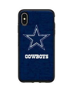 Dallas Cowboys Distressed Otterbox Symmetry iPhone Skin