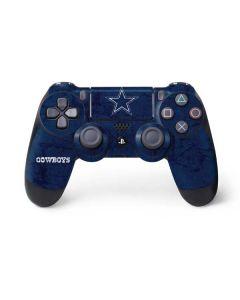Dallas Cowboys Distressed PS4 Controller Skin