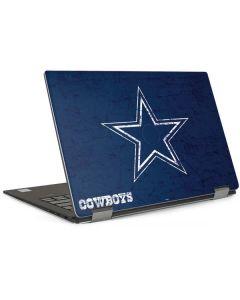 Dallas Cowboys Distressed Dell XPS Skin