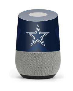 Dallas Cowboys Double Vision Google Home Skin