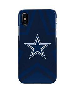 Dallas Cowboys Double Vision iPhone XS Max Lite Case