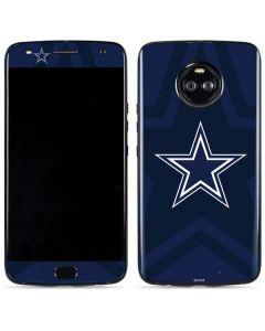 Dallas Cowboys Double Vision Moto X4 Skin