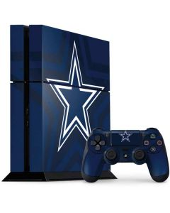 Dallas Cowboys Double Vision PS4 Console and Controller Bundle Skin