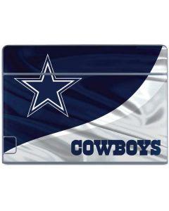 Dallas Cowboys Galaxy Book Keyboard Folio 10.6in Skin